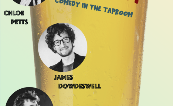 Brew Ha Ha! Comedy in the Taproom